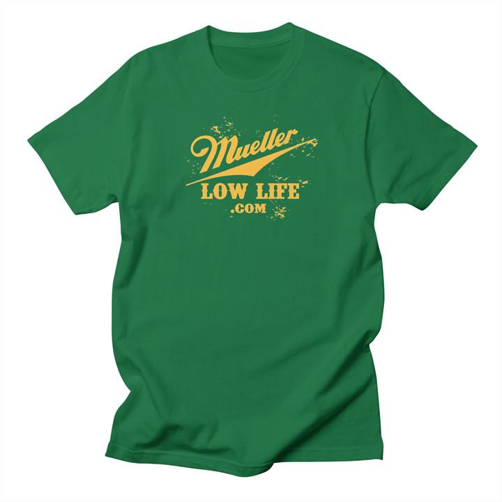 Green & Gold Classic Logo