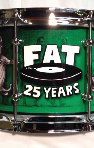 Fat Wreck Chords 25th Anniversary Snare