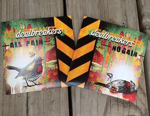 """""""Dealbreakers"""" Album Art"""