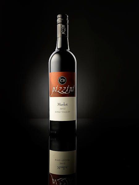 Wine Bottle sample