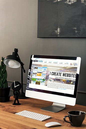 mockup-of-an-imac-featuring-a-wooden-des