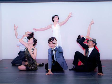 初主演・主催舞台「All Phantom」満員御礼!終演しました