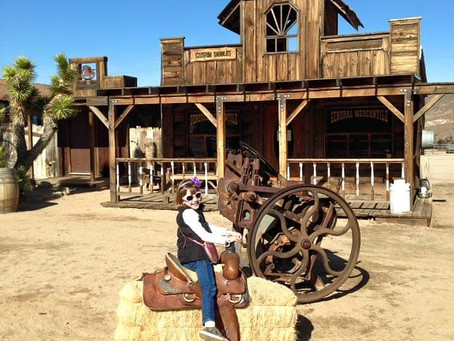 Pioneertown California History in Video