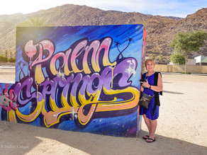 Palm Springs was the Motivation to Start a Travel Writing Career