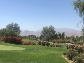 Palm Springs Restaurant with Great View for Breakfast