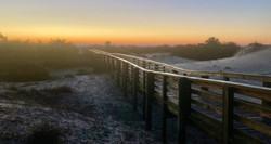 Sunrise on Cumberland