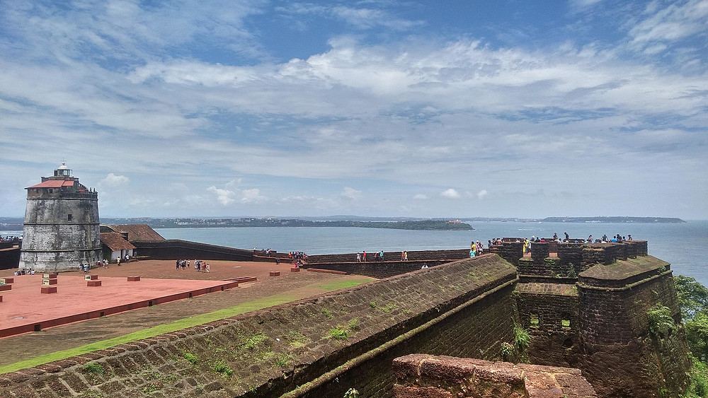 Aguarda Fort Goa | History of Goa | Places to visit in Goa