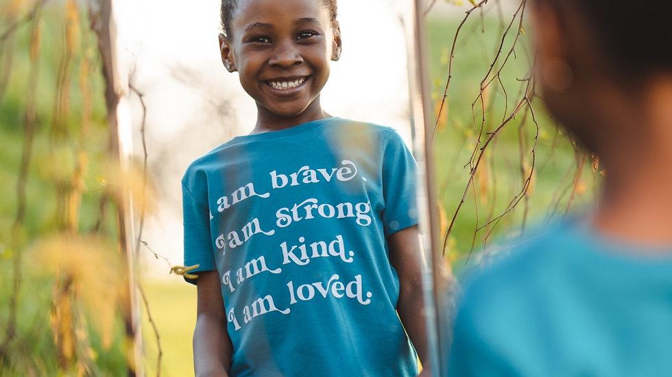 Positive Self-Talk Tur-Shirt