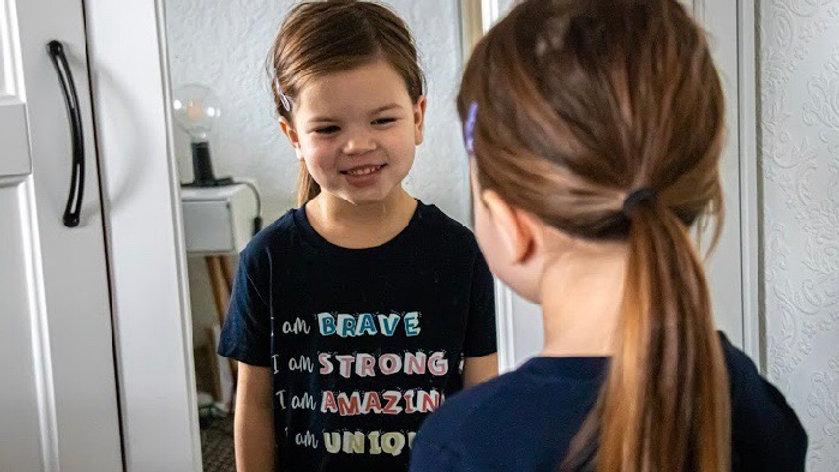 Positive Self-Talk Tur-Shirt.