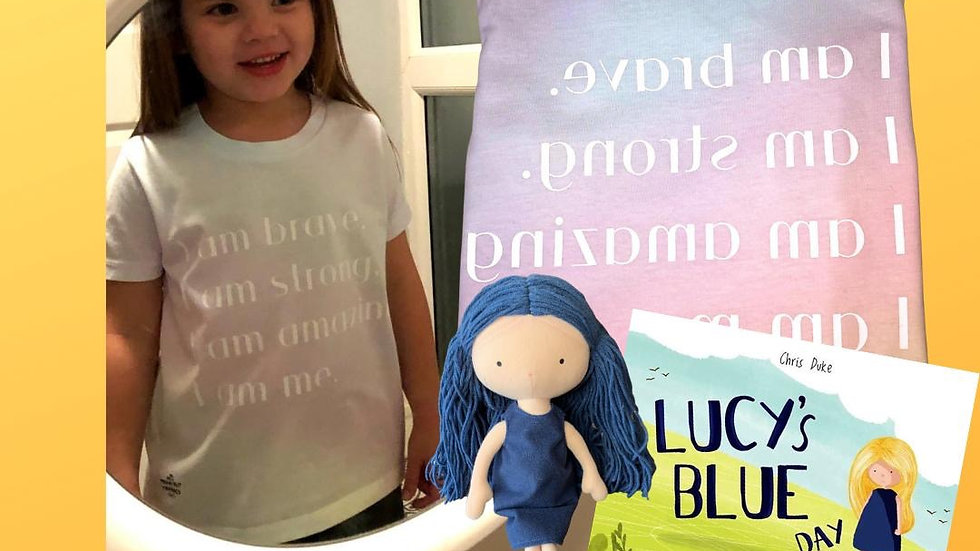 Lucy's Tur-Shirt
