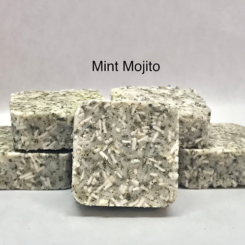 Herbal Shampoo Bar- MMM Mint Mojito