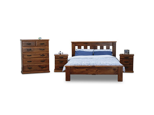 Drover 4pc Queen Suite