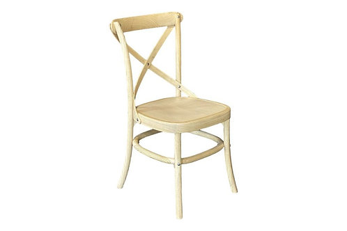 Byron Natural Crossback Dining Chair