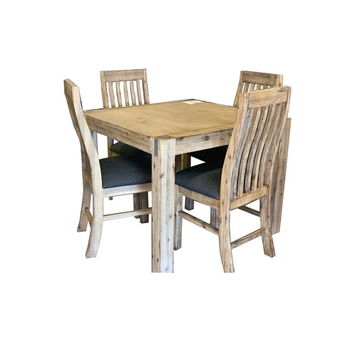 Joyner 5pc Square Dining