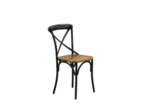 Foundry Crossback Dining Chair