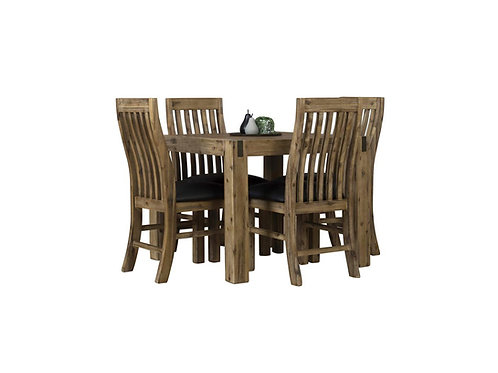 Joyner 5pc Square Dining Suite