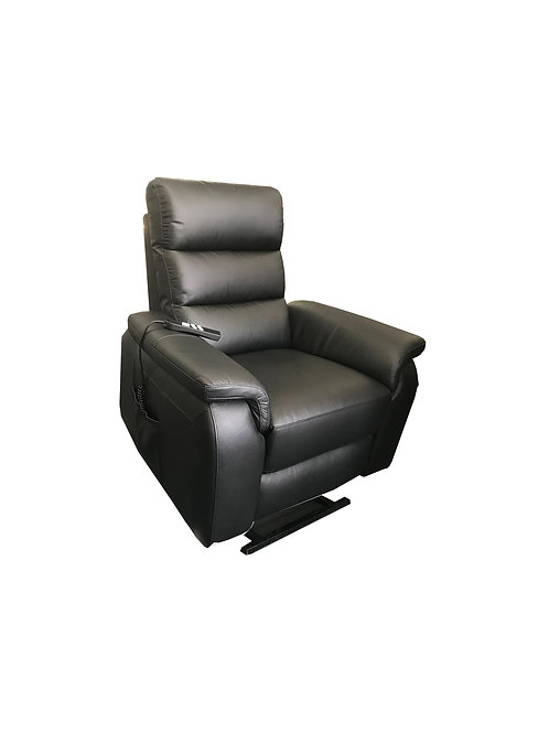 Jade Leather Electric LIft Recliner Chair