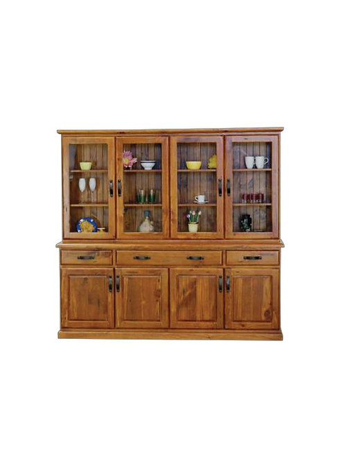 Drover 4 Door Buffet & Hutch