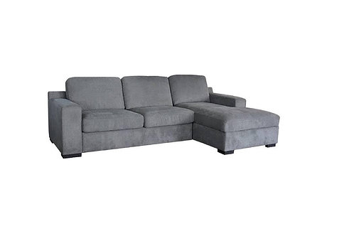 Ruby 3s RH Storage Chaise Sofa Bed Lounge