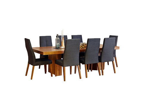 Rural 9pc Dining