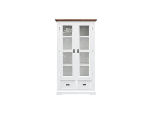 Hamptons Display Cabinet