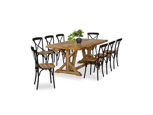 Foundry 9pc Dining Suite