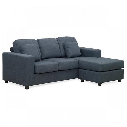 Yukon 3 Seater Rev Chaise Lounge