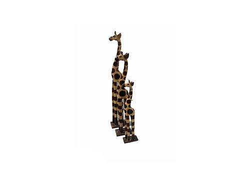 Giraffes Set 3 100,80,60cm