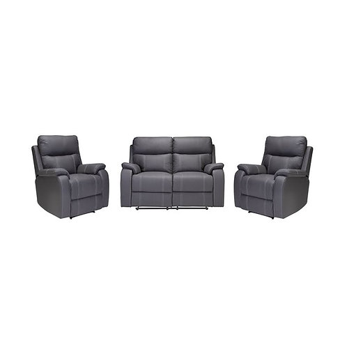 Jasper 3 Piece Lounge Suite