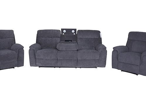 Basalt 3 Piece Lounge Suite
