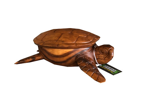 Turtle Bowl with lid