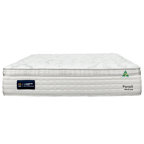 Domino Pursuit Queen Mattress