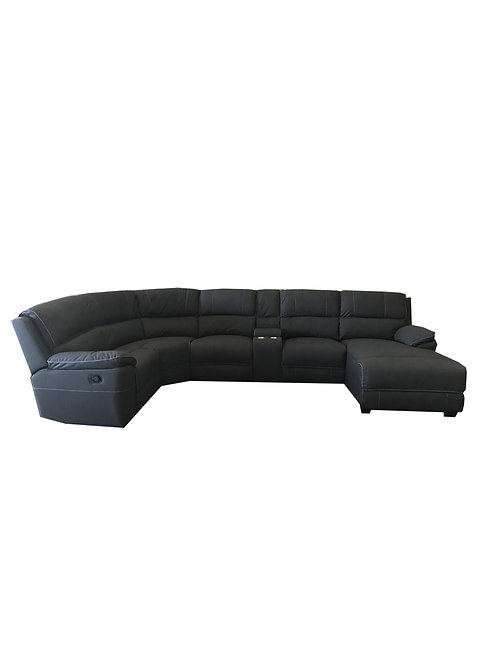 Quartz 5 Seater Corner Chaise Lounge