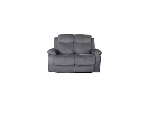 Zircon 2 Seater Recliner Lounge