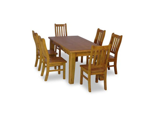Tucker 7pc Dining Suite