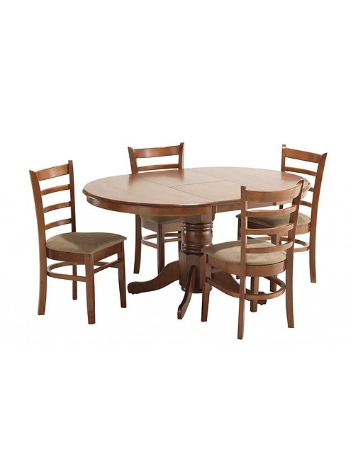 Petrie 5pc Extension Dining