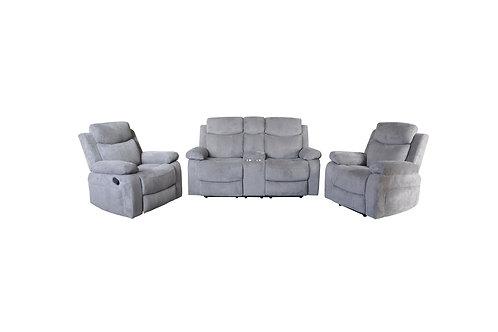 Zircon 3 Piece Lounge