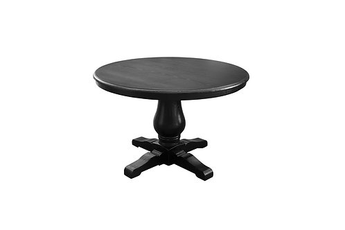 California 1200 Black Dining Table
