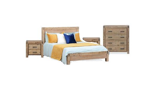 Joyner 4pc Bedroom Suite