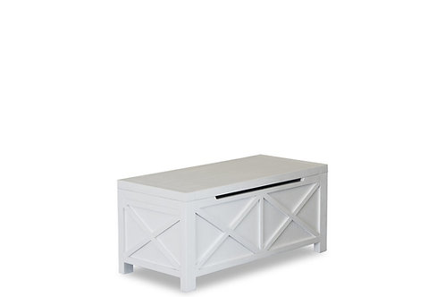 French Coast Blanket Box
