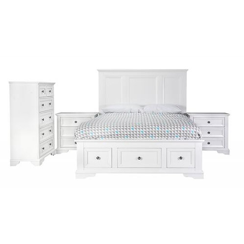 Whitehaven Queen Bed Suite