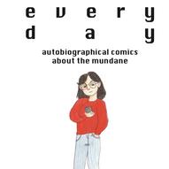 """every day"" zine"
