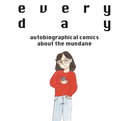 """every day"" zine"