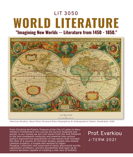 LIT 3050 World Literature
