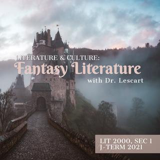 LIT 2000 Sec 1, Fantasy Literature
