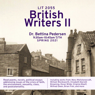 LIT 2055 British Writers II