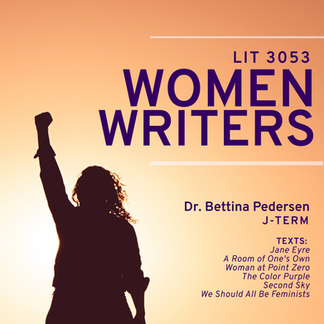LIT 3053 Women Writers