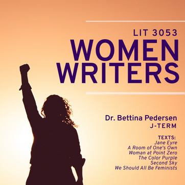 LIT 3053 Women Writers
