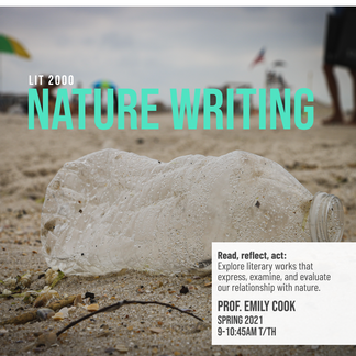 LIT 2000: Lit & Culture: Nature Writing