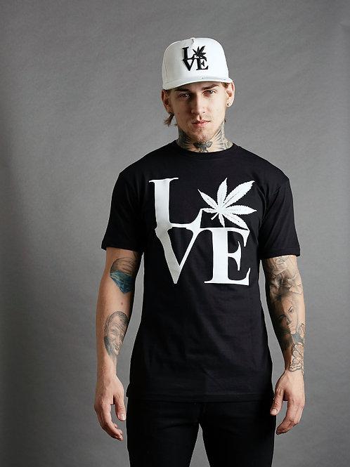 LOVE WEED T-SHIRT